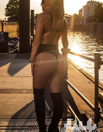 Stripperin Hamburg