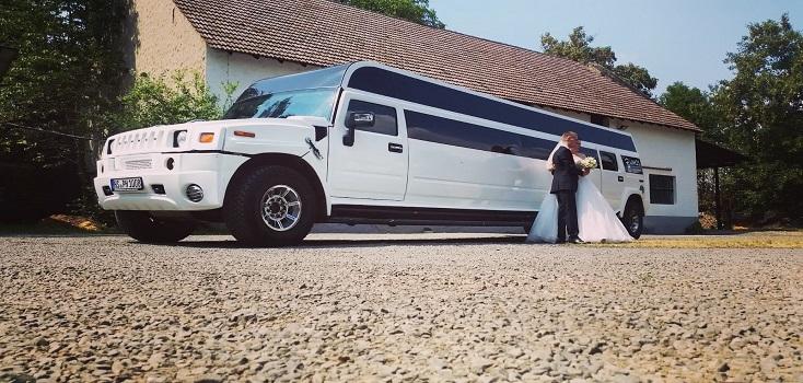 Limousine mieten Hummer H2 Doppeldecker