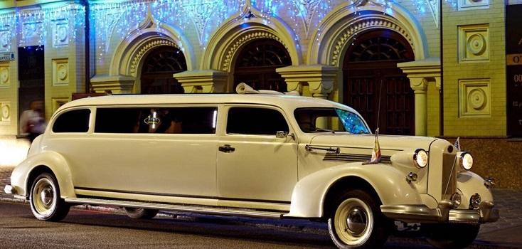 Limousine mieten Oldsmobile Deluxe