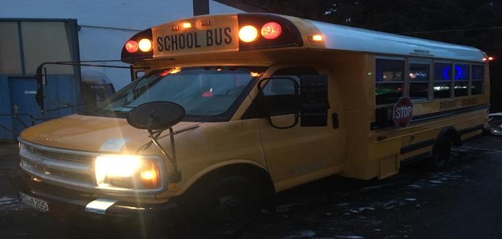 Partybus NRW mieten Schoolbus 17