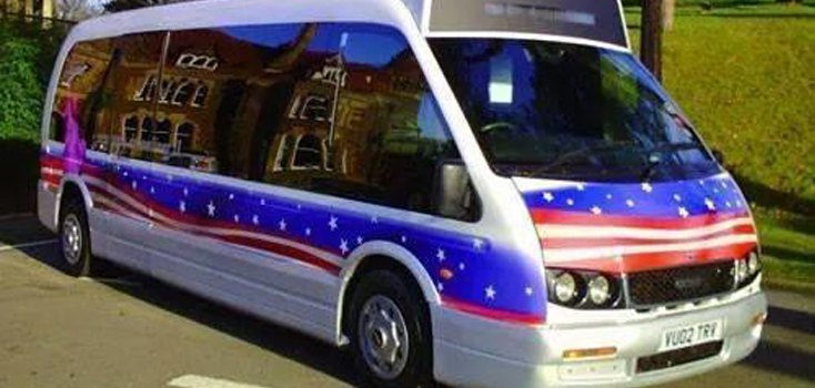 Partybus NRW mieten Partybus 17